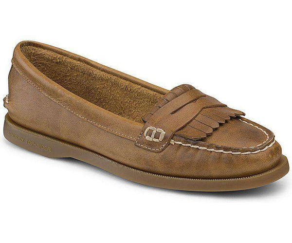 Women's Avery Natural Loafter by Sperry