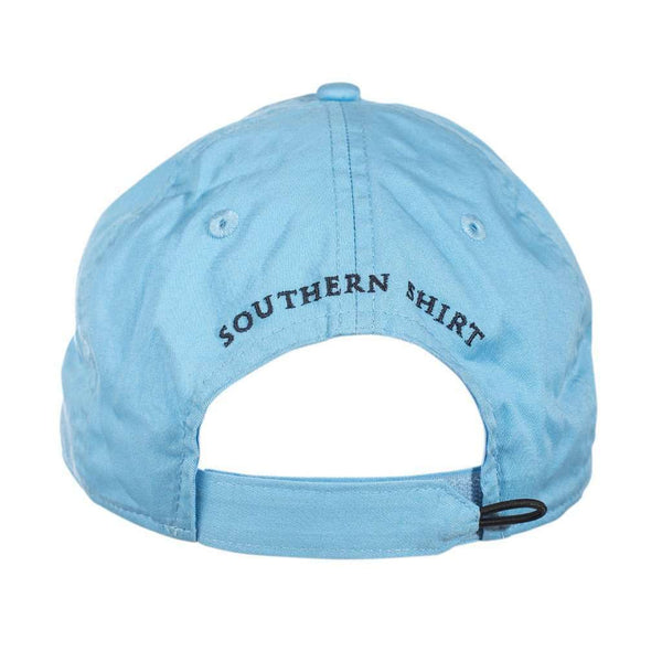 Women's Lightweight Hat in Carolina Blue by The Southern Shirt Co.