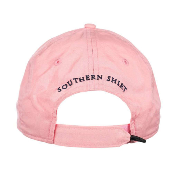 Women's Lightweight Hat in Flamingo by The Southern Shirt Co. - FINAL SALE