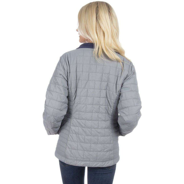Ellison Jacket in Charcoal by Lauren James - FINAL SALE