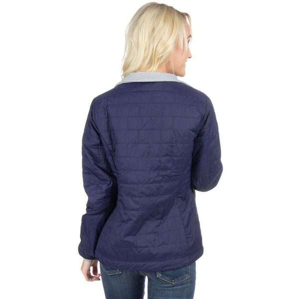 Ellison Jacket in Sailor Navy by Lauren James - FINAL SALE