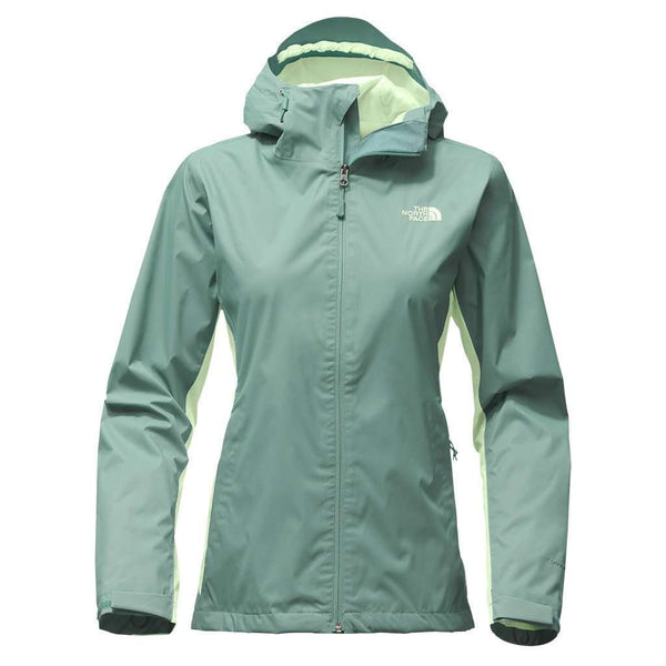 Women's Jackets - Women's Arrowood Triclimate Jacket In Trellis Green By The North Face