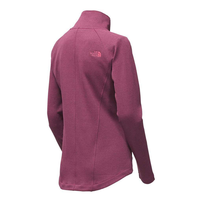 Women's Needit Jacket in Honeysuckle Pink Heather by The North Face