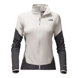 6e2344dfe Women's Nimble Jacket in Moonlight Ivory and Asphalt Grey by The North Face