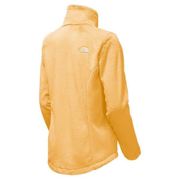Women's Osito 2 Full Zip Fleece Jacket in Golden Haze by The North Face