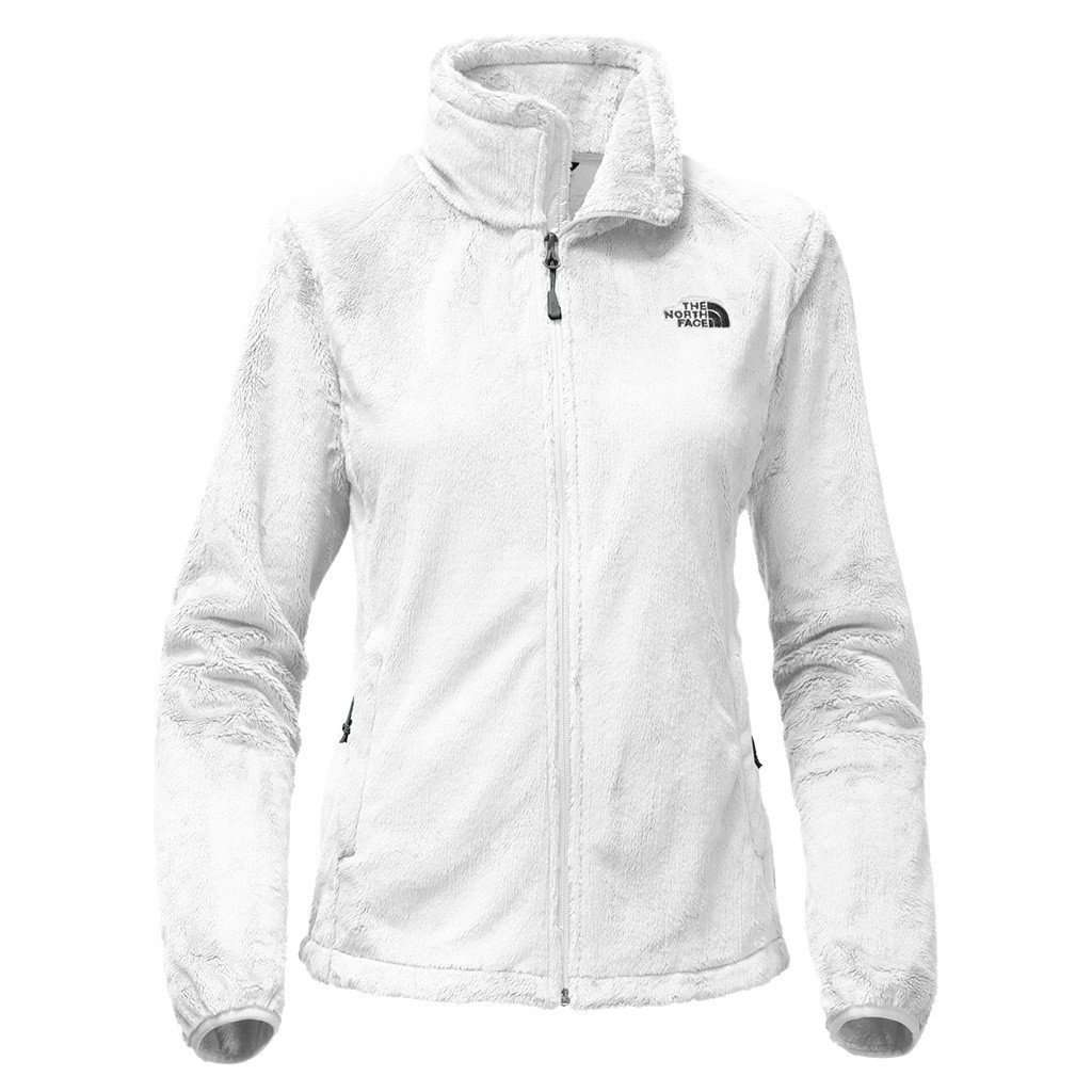cfa3227b4 Women's Osito 2 Full Zip Fleece Jacket in TNF White by The North Face