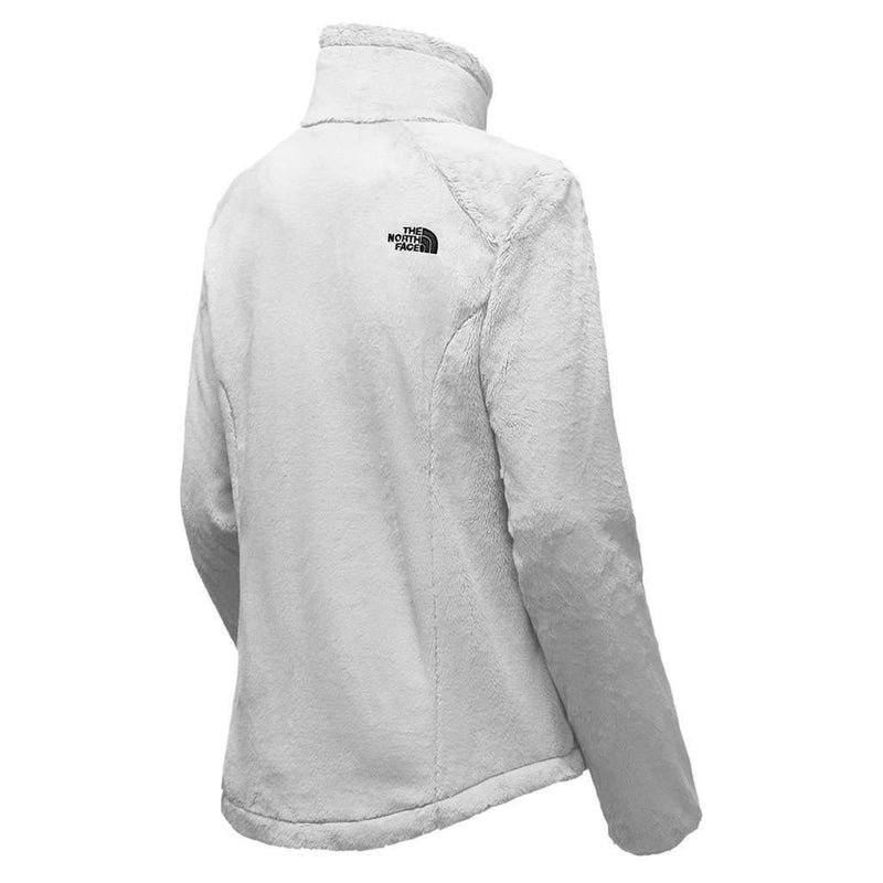 dedd99070 Women's Osito 2 Full Zip Fleece Jacket in TNF White by The North Face