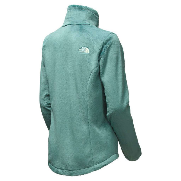 Women's Jackets - Women's Osito 2 Full Zip Fleece Jacket In Trellis Green By The North Face