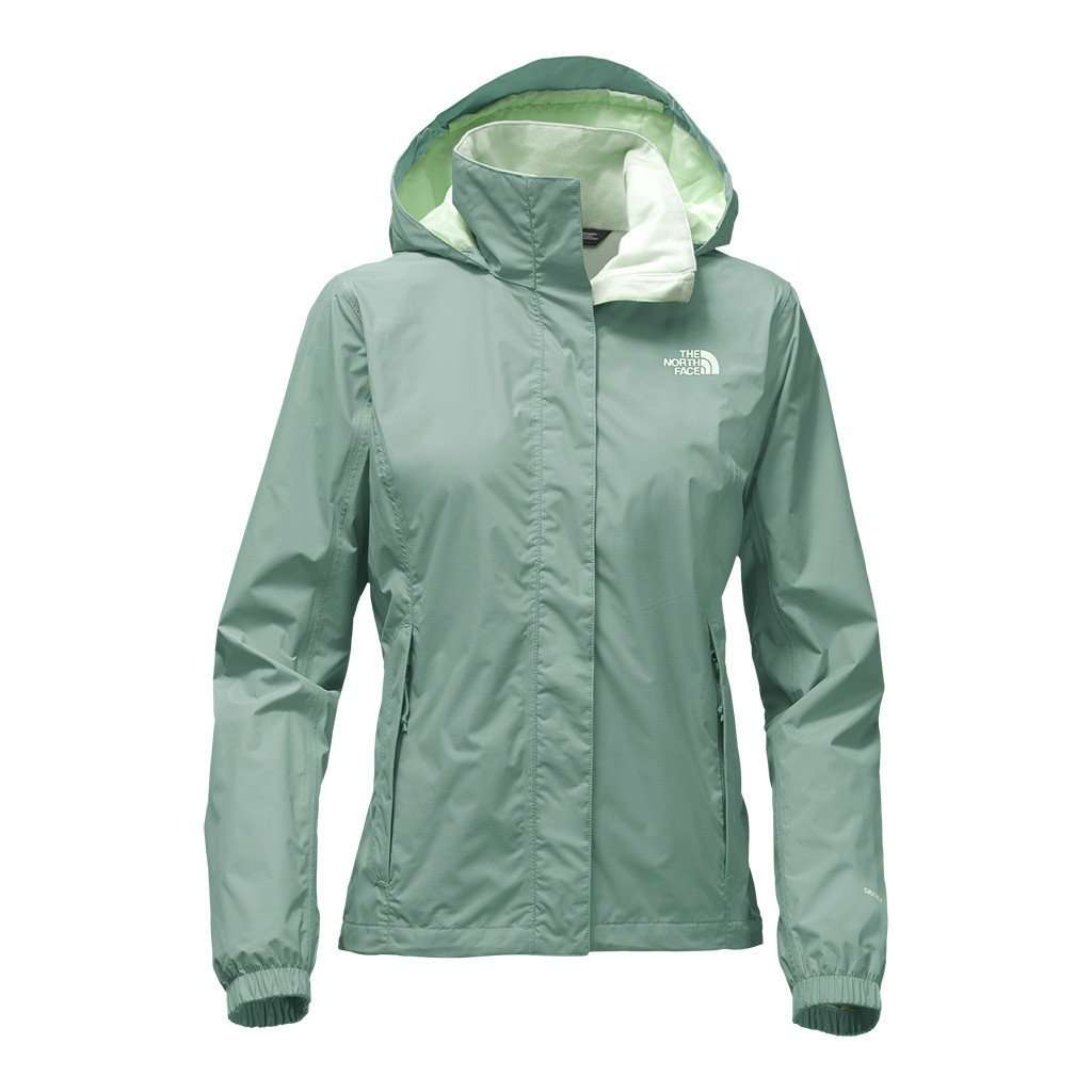 e95a030b6 Women's Resolve 2 Jacket in Trellis Green by The North Face