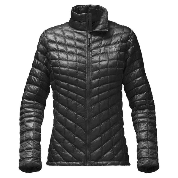 Women's Jackets - Women's Thermoball Full Zip Jacket In TNF Black By The North Face