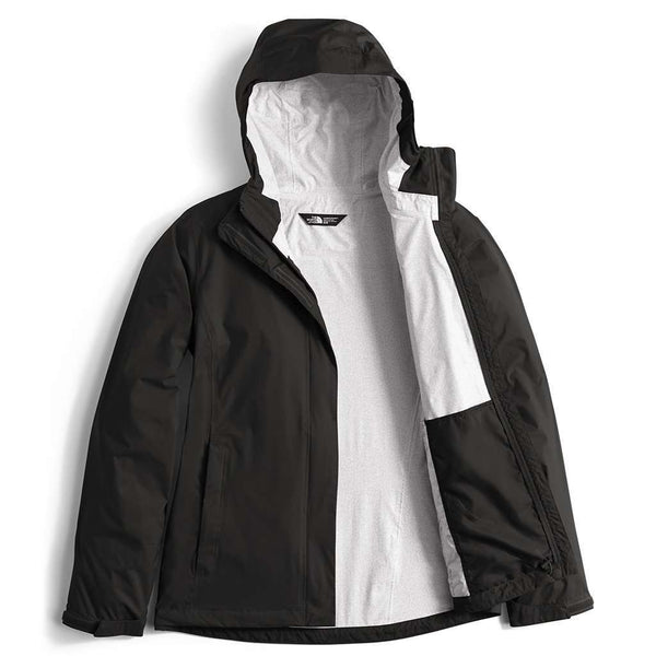 Women's Jackets - Women's Venture 2 Jacket In TNF Black By The North Face