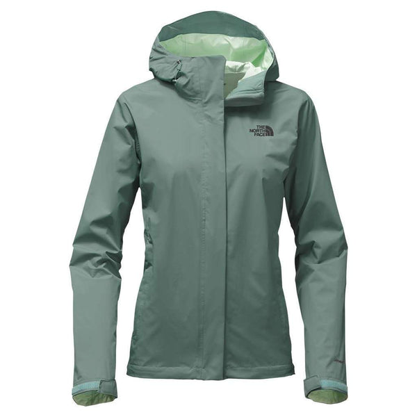 Women's Jackets - Women's Venture 2 Jacket In Trellis Green By The North Face