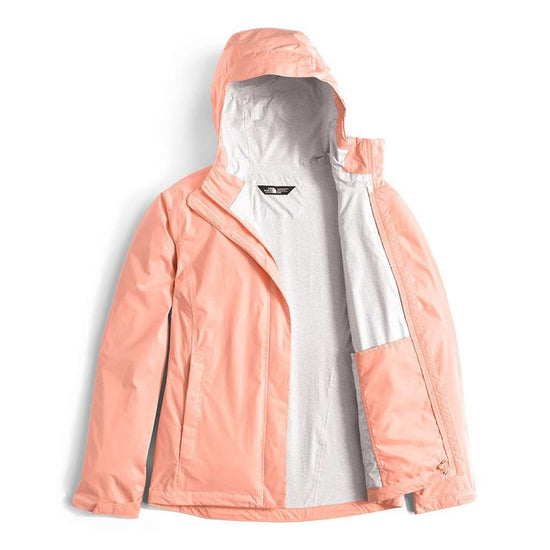 Women's Jackets - Women's Venture 2 Jacket In Tropical Peach By The North Face