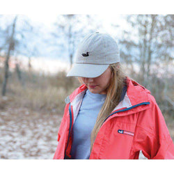 Women's Outerwear - FieldTec Rain Jacket In Neon Coral By Southern Marsh - FINAL SALE