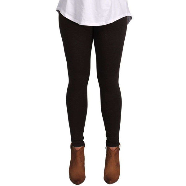 Women's Pants - Everyday Legging In Espresso By Tyler Boe - FINAL SALE