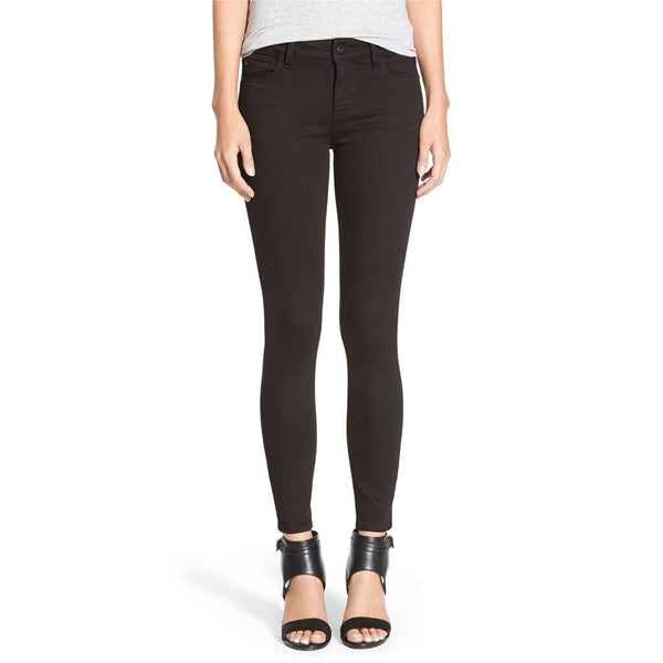 Women's Pants - Margaux Instasculpt Ankle Skinny Jean In Hail Black By DL1961 - FINAL SALE
