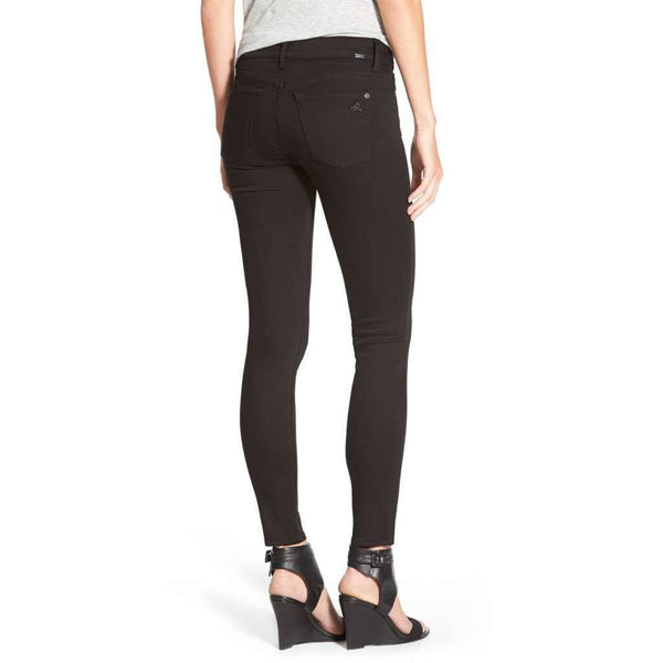 Margaux Instasculpt Ankle Skinny Jean in Hail Black by DL1961 - FINAL SALE