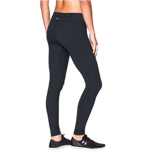 Mirror Leggings in Black by Under Armour - FINAL SALE