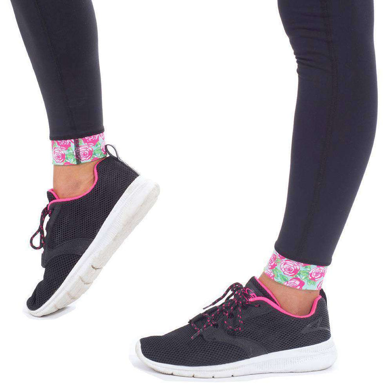 Women's Pants - Secret Garden RunRunner Leggings In Black By Krass & Co - FINAL SALE