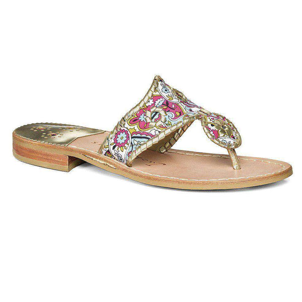 Women's Sandals - Dania Sandal In Platinum By Jack Rogers