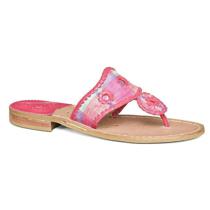 Women's Sandals - Kyra Sandal In Madras By Jack Rogers