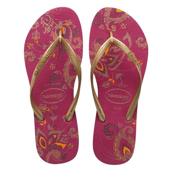 Slim Season Sandals in Super Pink by Havaianas - FINAL SALE