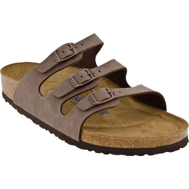 Women's Sandals - Women's Florida Sandal In Mocha By Birkenstock