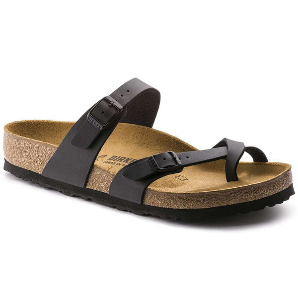 Women's Sandals - Women's Mayari Sandal In Black By Birkenstock