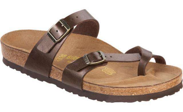 Women's Sandals - Women's Mayari Sandal In Toffee By Birkenstock