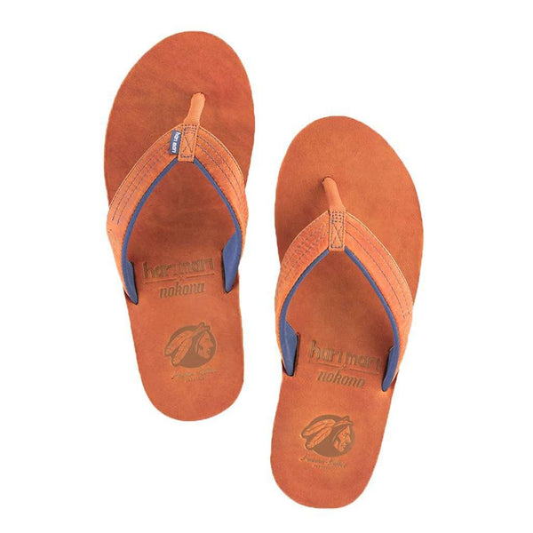 Women's Nokona Flip Flop in Generation by Hari Mari
