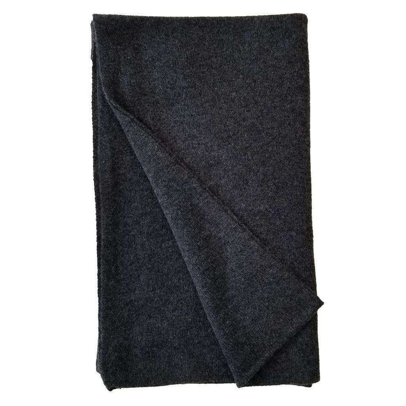 Dress Topper Poncho in Charcoal by Alashan Cashmere