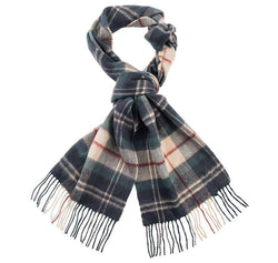 Women's Scarves & Wraps - Land Rover Lambswool Scarf By Barbour