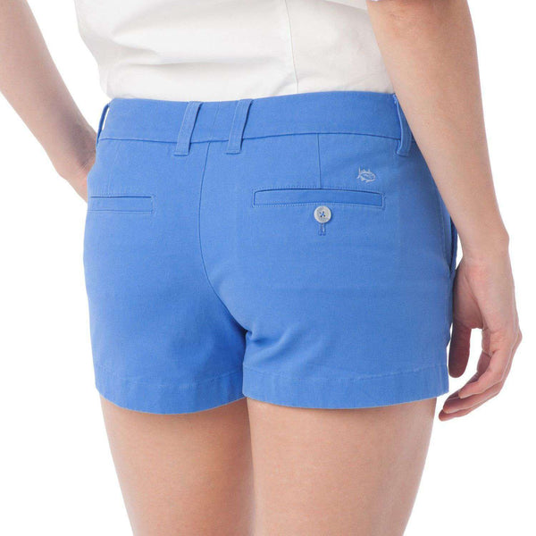 "3"" Leah Short in Blue Stream by Southern Tide - FINAL SALE"