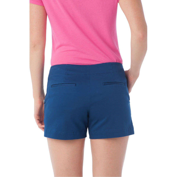 Amelia Nautical Short in Yacht Blue by Southern Tide