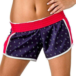 Women's Shorts - Anchor Shorts By Devon Maryn - FINAL SALE