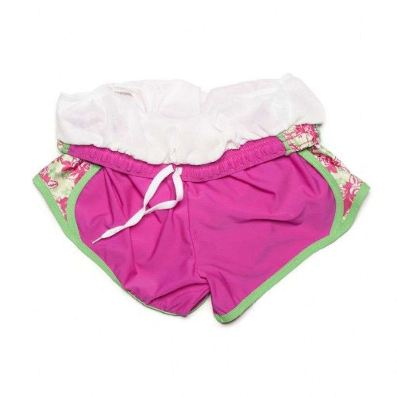 Women's Shorts - Delta Zeta Shorts In Magenta By Krass & Co. - FINAL SALE