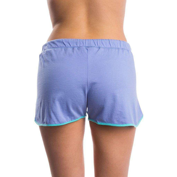 Draw String Shorts in Lilac by Lauren James - FINAL SALE