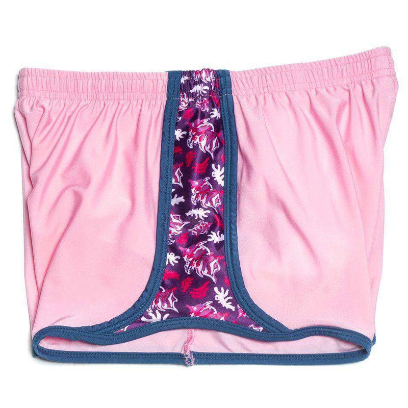 Women's Shorts - FJ Fish Shorts In Pink By Krass & Co. - FINAL SALE