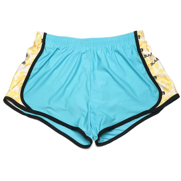 Women's Shorts - Kappa Alpha Theta Shorts In Light Blue By Krass & Co. - FINAL SALE