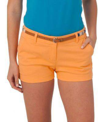"Women's Shorts - Ladies Chino 3"" Shorts In Horizon By Southern Tide"