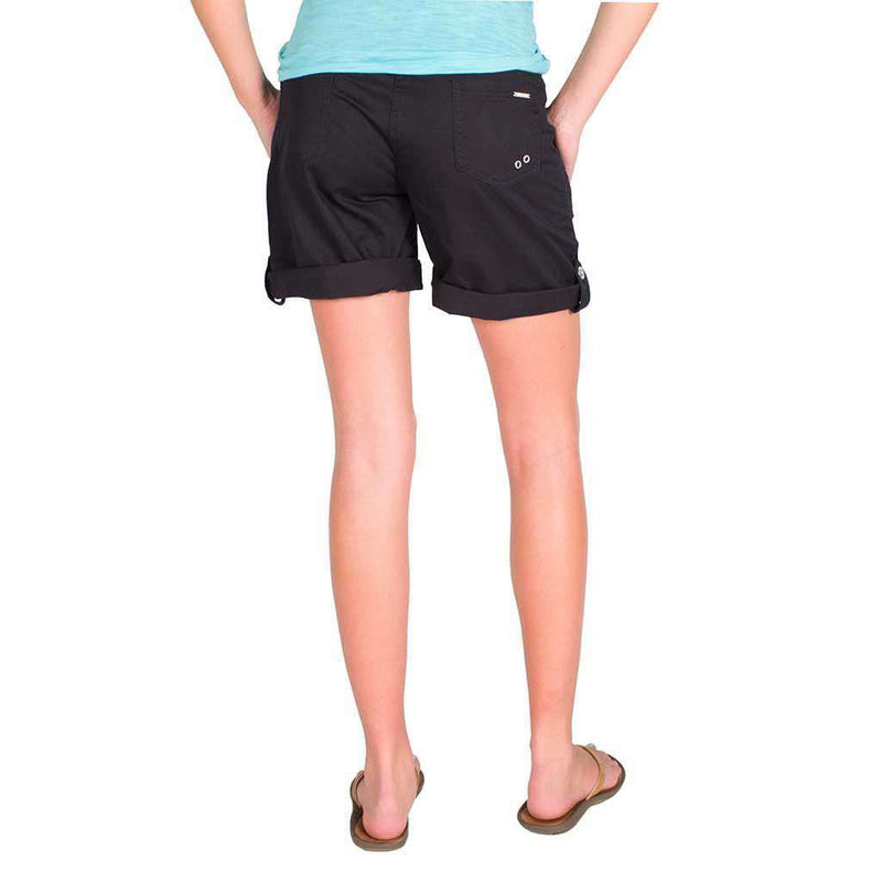 Women's Shorts - Marie II Shorts In Navy By Saint James - FINAL SALE