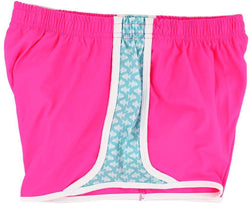 Women's Shorts - Prep Schools Shorts In Neon Pink By Krass & Co.