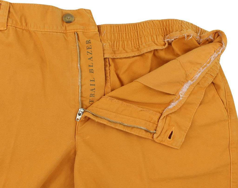 Women's Shorts - Preppy Camp Short In Burnt Orange By Southern Proper