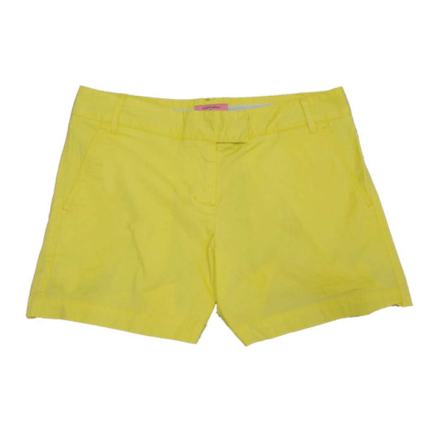 Sailing Short in Lemon Yellow by Castaway Clothing - FINAL SALE