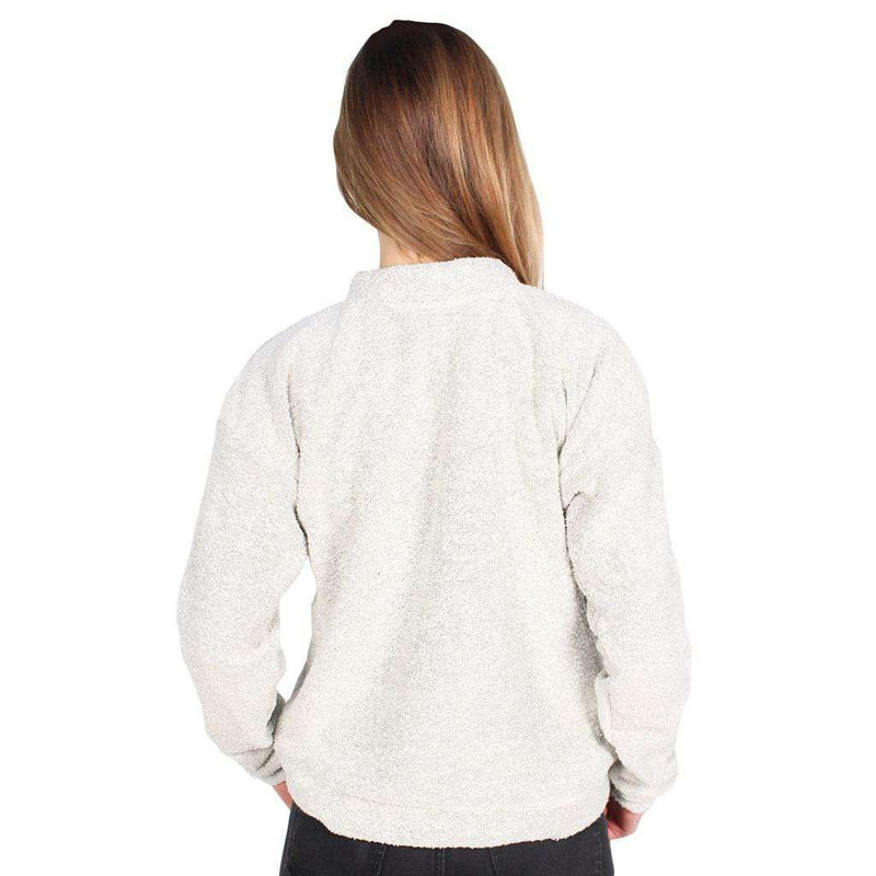 Women's Sweaters - Alabama Woolly In Natural By Woolly Threads - FINAL SALE