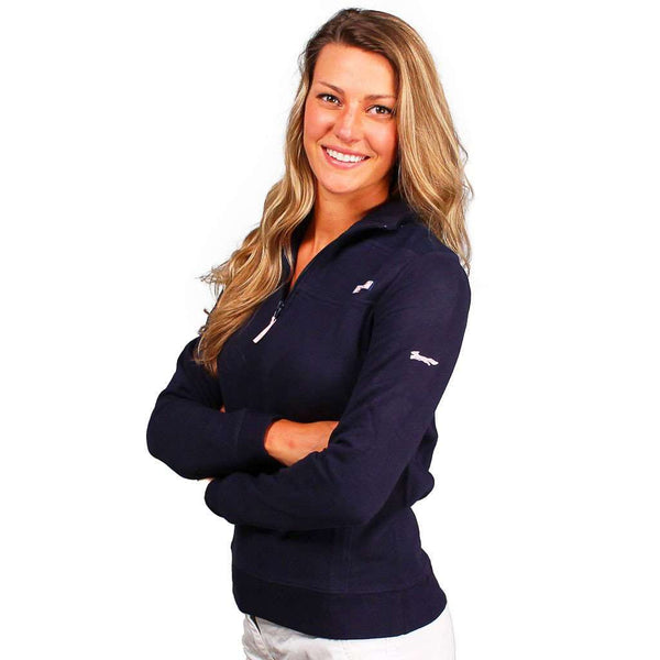 Limited Edition Women's Shep Shirt in Navy by Vineyard Vines - Country Club Prep