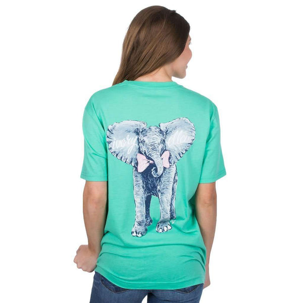 Women's Tee Shirts - Limited Edition Ivory Ella Tee By Lauren James