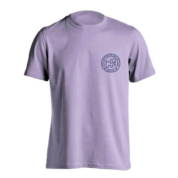 Women's Tee Shirts - Puppie Nightengale Tee In Orchid By Puppie Love