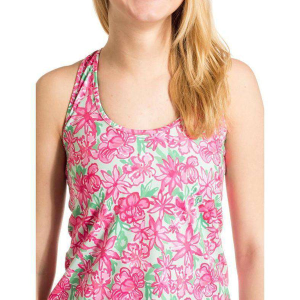 Let It Bloom Tank Top by Krass & Co. - FINAL SALE