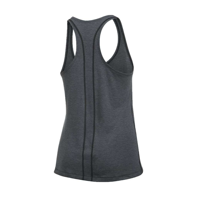 Women's UA Skyward Tank Top in Asphalt Heather by Under Armour - FINAL SALE
